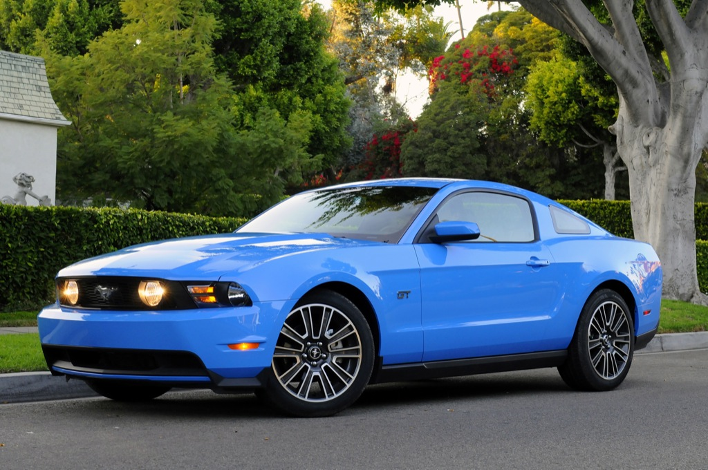 2010 Shelby Gt500 For Sale >> 2010 Ford Mustang Pricing Starts at $21,000 - autoevolution
