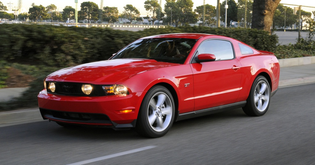 2010 ford mustang pricing starts at 21000 autoevolution - Ford Gt 2010