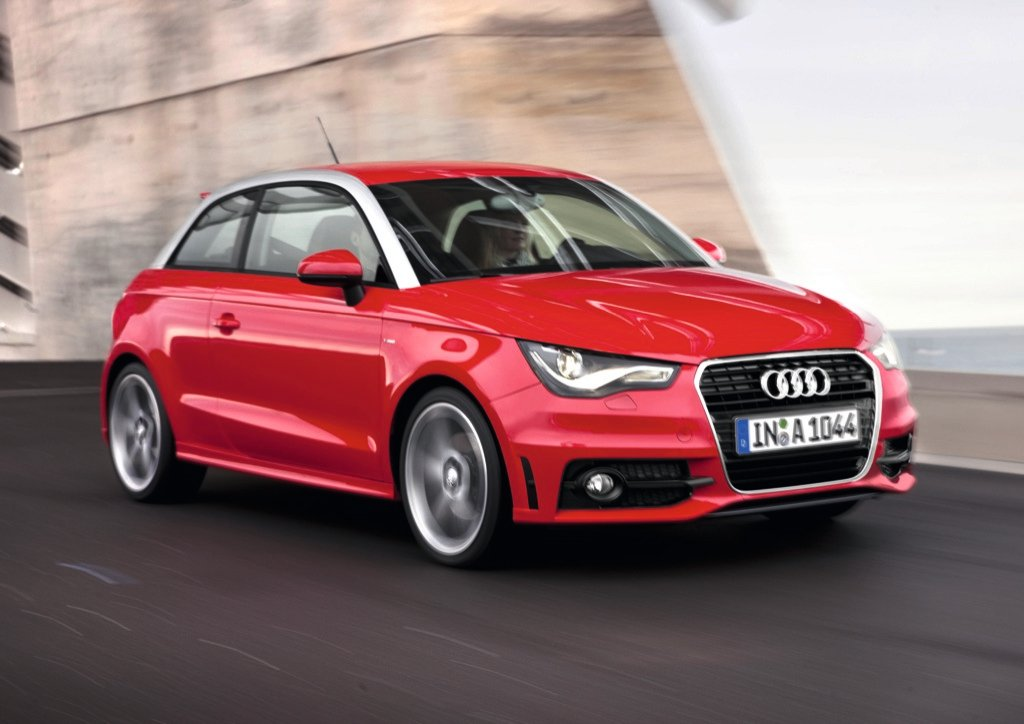 2010 geneva auto show audi a1 s line autoevolution. Black Bedroom Furniture Sets. Home Design Ideas