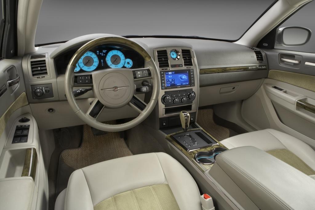 2010 Geneva Auto Show Chrysler 300c Eco Style Autoevolution