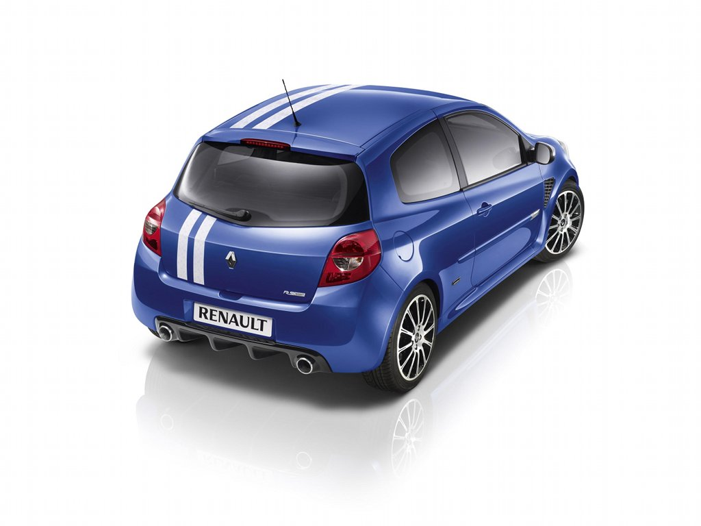 2010 geneva auto show renault clio gordini rs autoevolution. Black Bedroom Furniture Sets. Home Design Ideas
