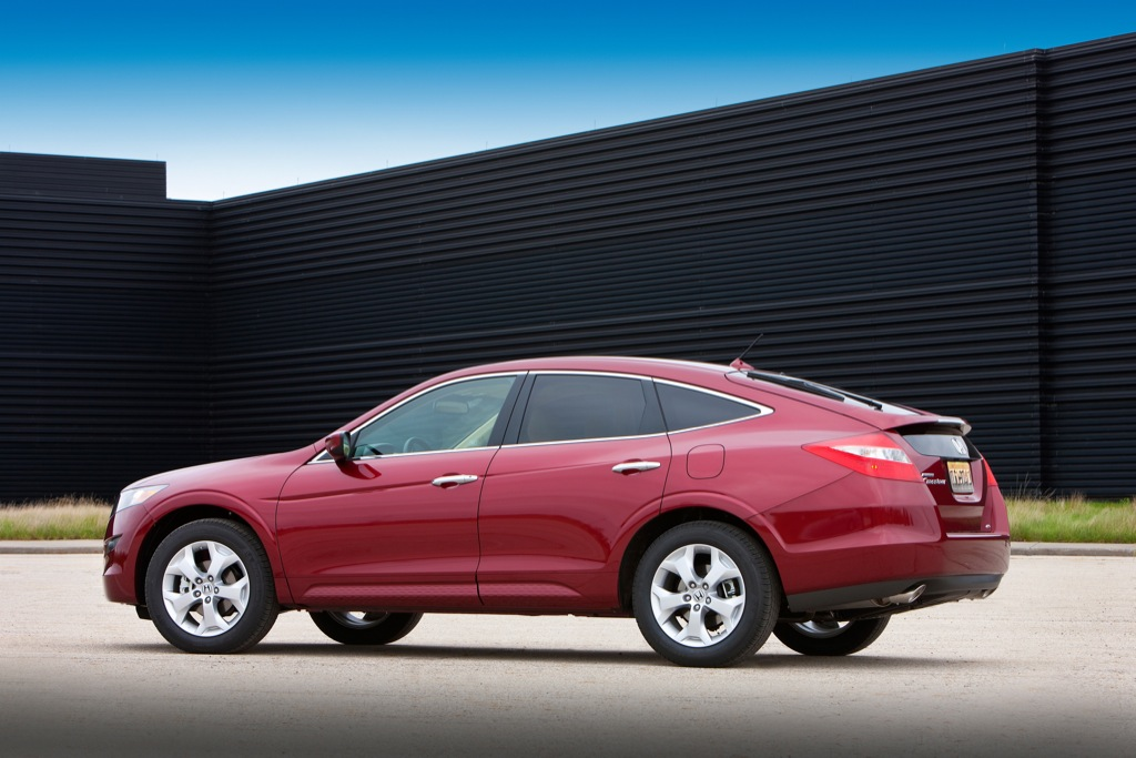 2010 Honda Accord Crosstour Details And Pricing Released
