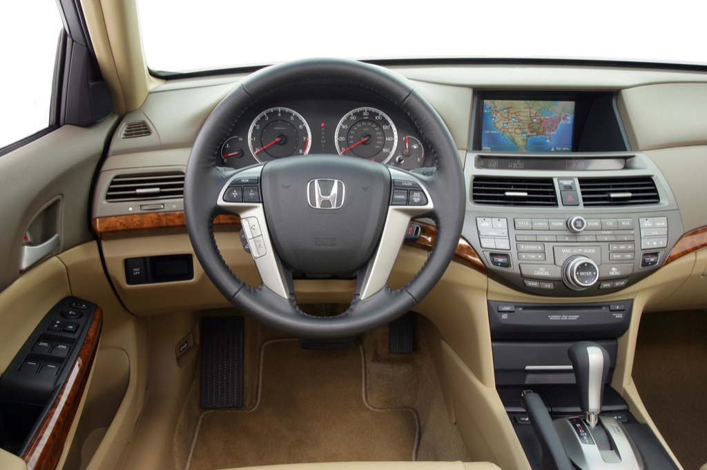 Honda Accord Gets New Features