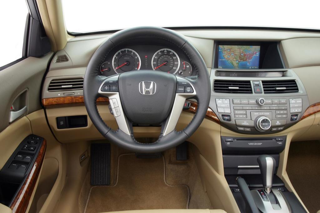 2010 Honda Accord Gets New Features Autoevolution