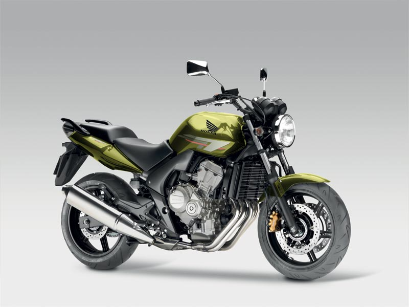 2010 Honda Naked Bikes Come With New Colors Autoevolution