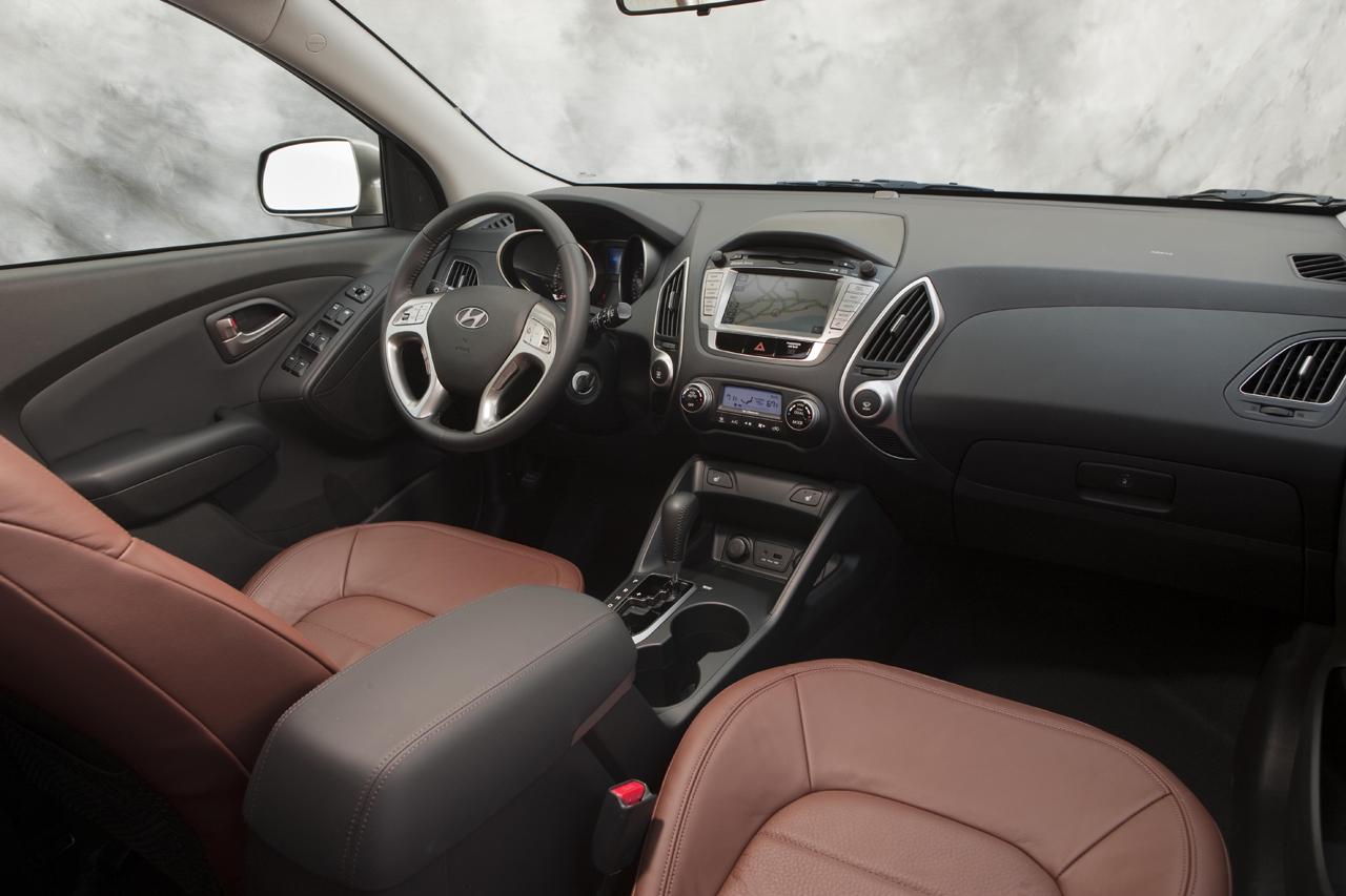 2010 Hyundai Tucson Unveiled In LA
