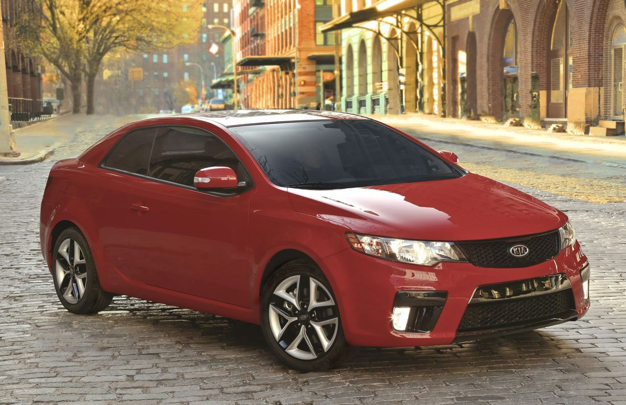 2010 kia forte koup launched in the us autoevolution
