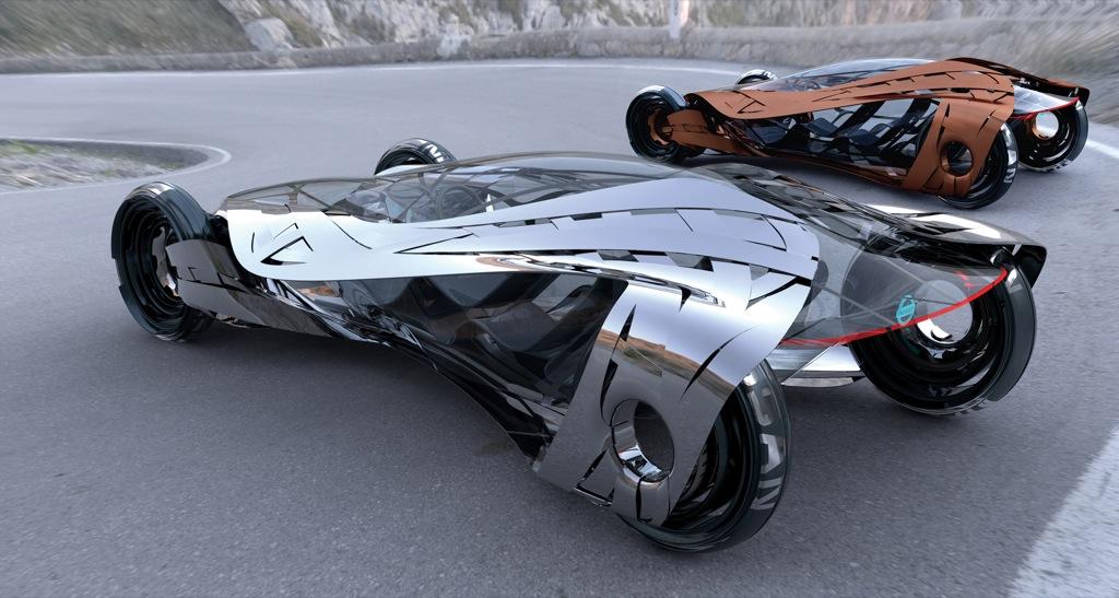 2010 la auto show 1 000 pounds car design challenge gallery autoevolution - Car design show ...