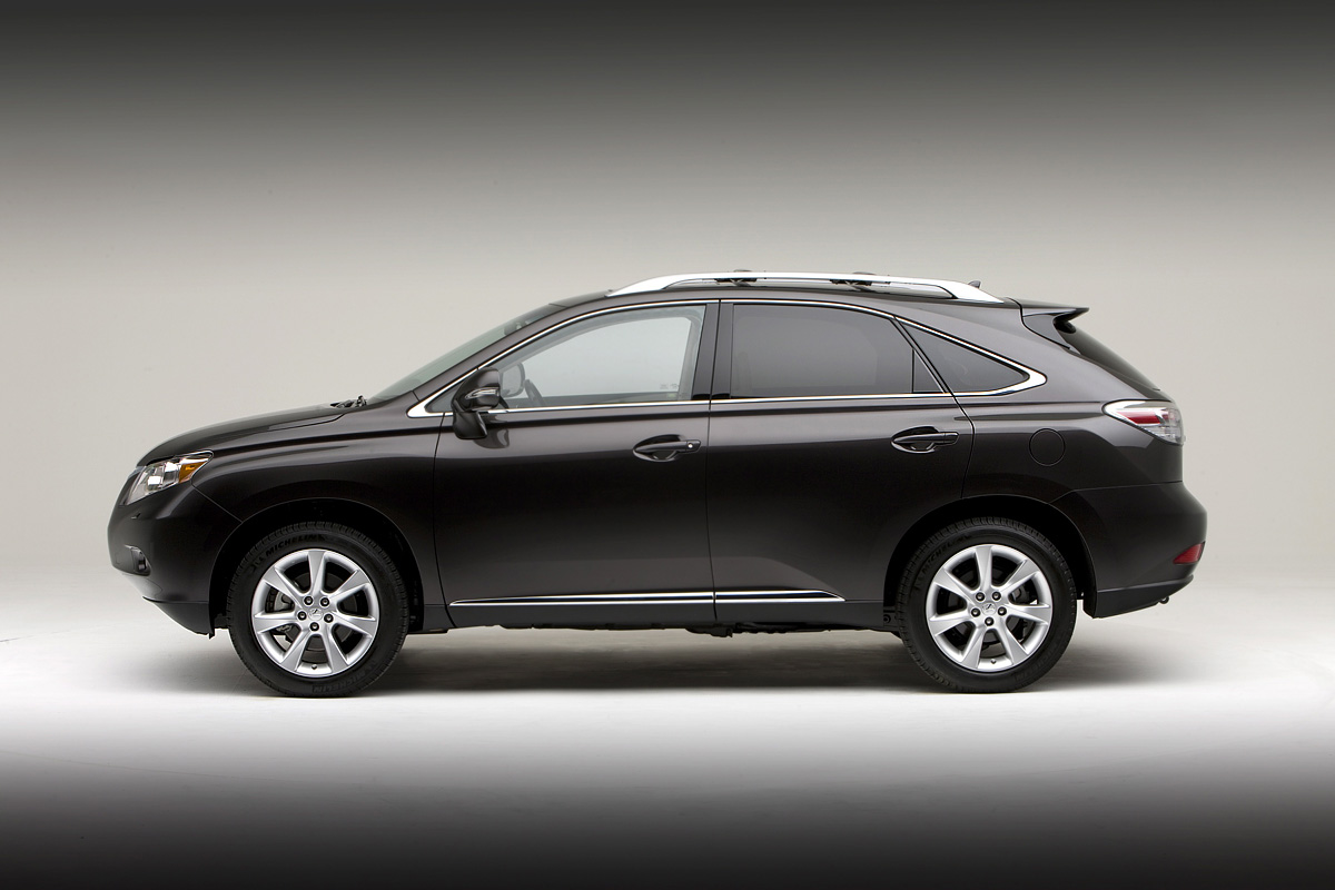 2010 Lexus RX 350 Pricing Unveiled Autoevolution