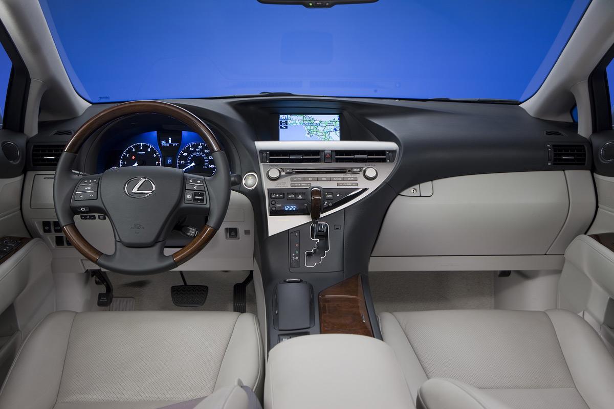 Lexus Suv Rx 350 >> 2010 Lexus RX 350 Pricing Unveiled - autoevolution