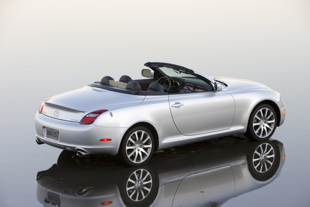 2010 lexus sc 430 details unveiled autoevolution. Black Bedroom Furniture Sets. Home Design Ideas