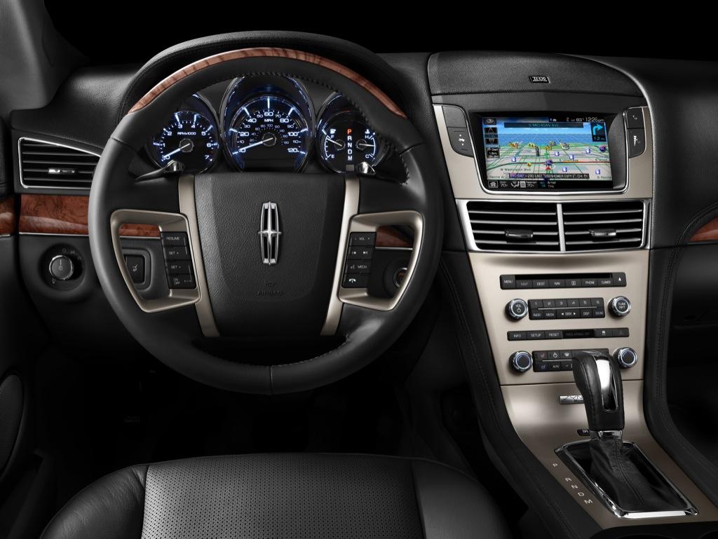 2010 lincoln mkt enters luxury crossover segment at detroit autoevolution. Black Bedroom Furniture Sets. Home Design Ideas