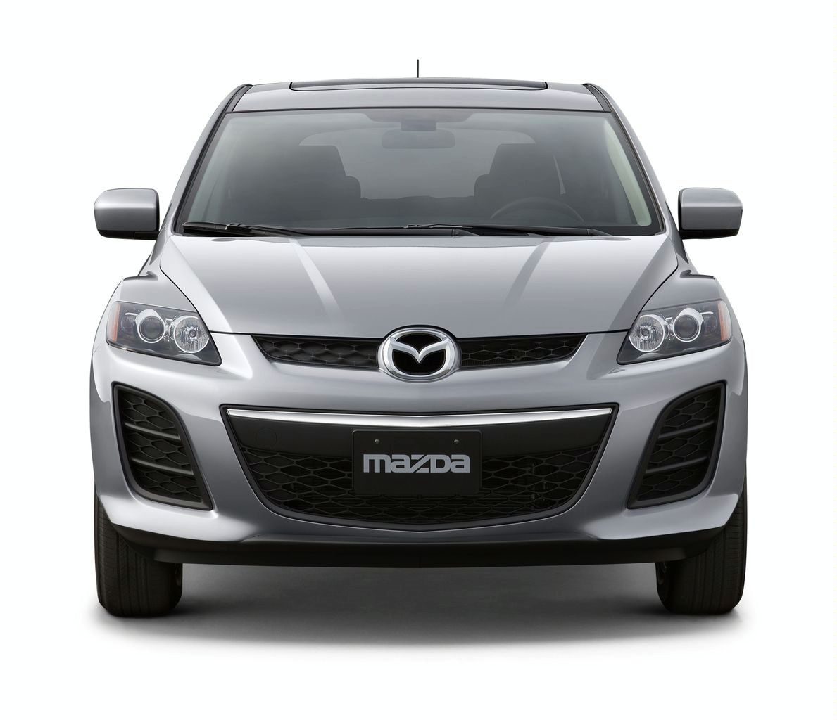 2010 mazda cx 7 world premiere in new york autoevolution. Black Bedroom Furniture Sets. Home Design Ideas