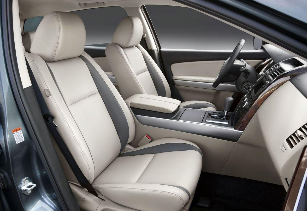 2010 Mazda Cx 9 Facelift Makes Debut In New York Autoevolution Timing Belt