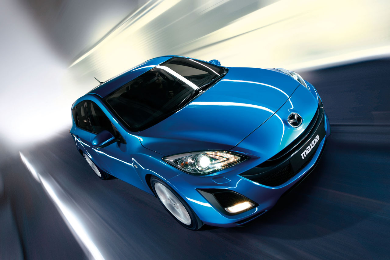 2010 Mazda3 Official Details and Pictures Galore  autoevolution