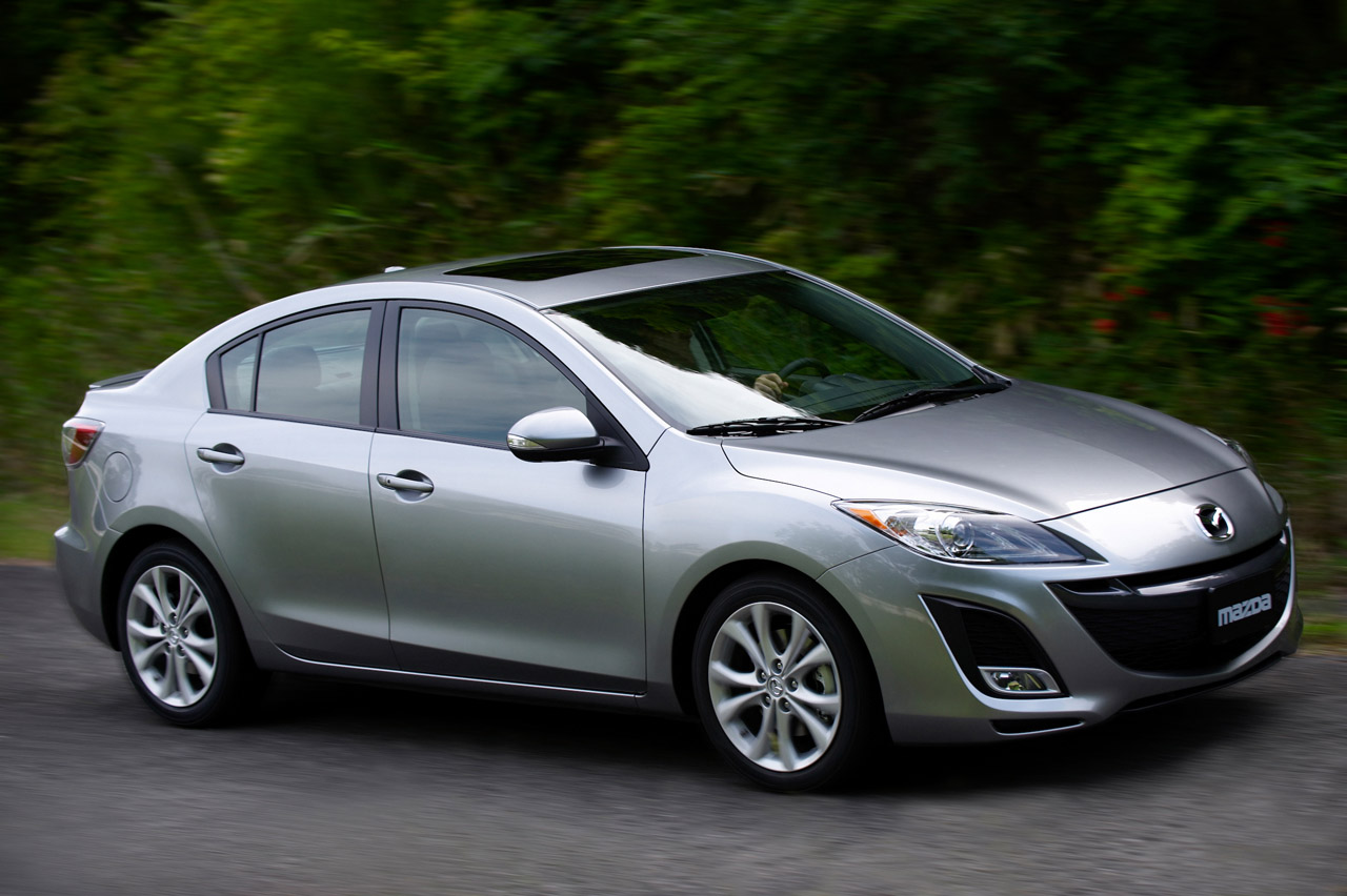 2010 Mazda3 Sees Daylight In La Autoevolution