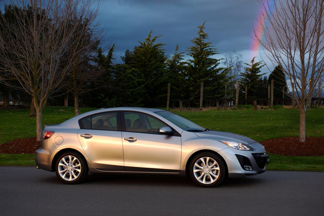 2010 Mazda3 Sees Daylight In La