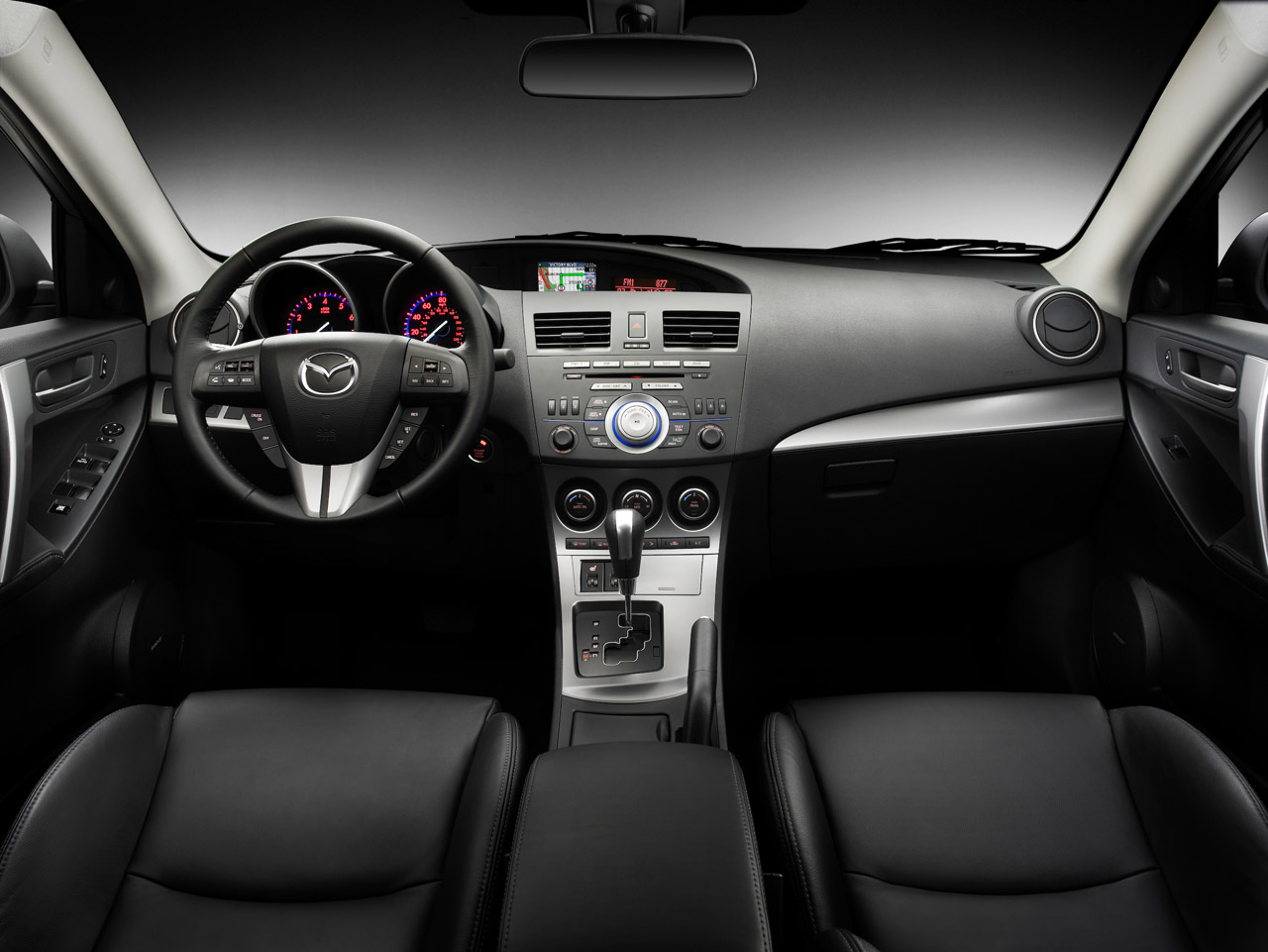 2010 Mazda3 Sees Daylight In La Autoevolution