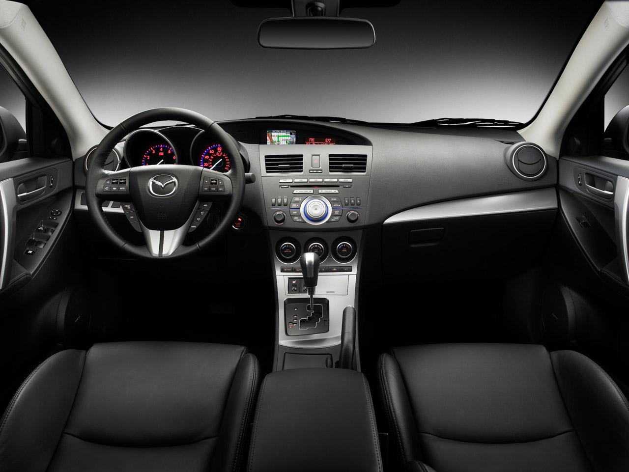 Mazda Sees Daylight In La on 2014 Mazda 3 Engine