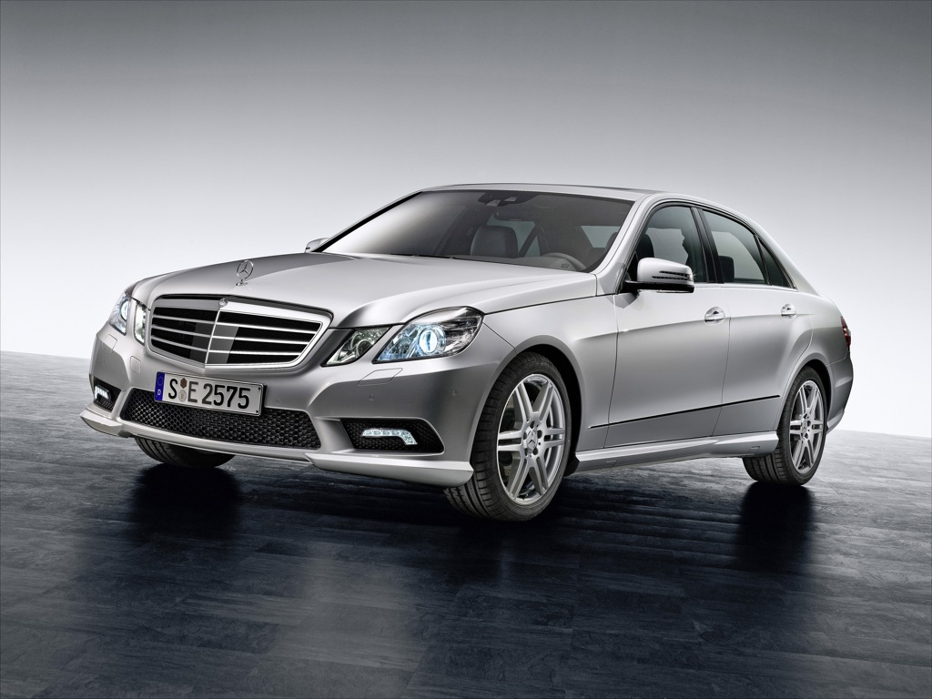 2010 mercedes benz e klasse amg package unveiled