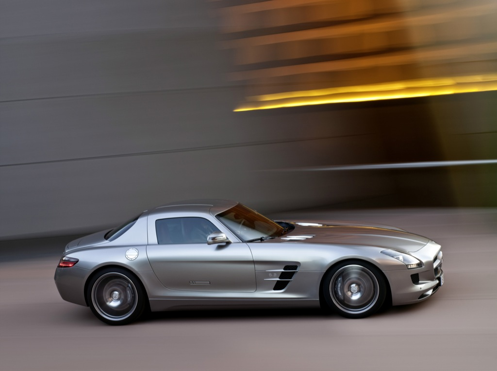2010 Mercedes Benz Sls Amg Official Details And Photos
