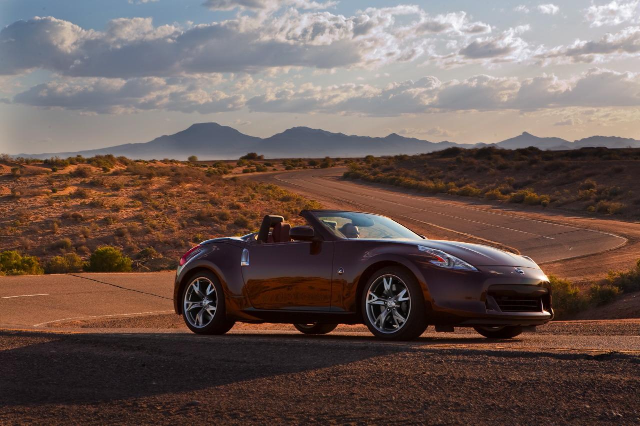 2010 nissan 370z roadster revealed autoevolution 2010 nissan 370z roadster revealed vanachro Image collections