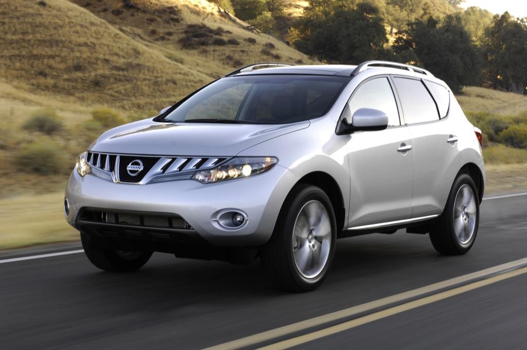 2010 Nissan Murano Us Pricing Announced Autoevolution