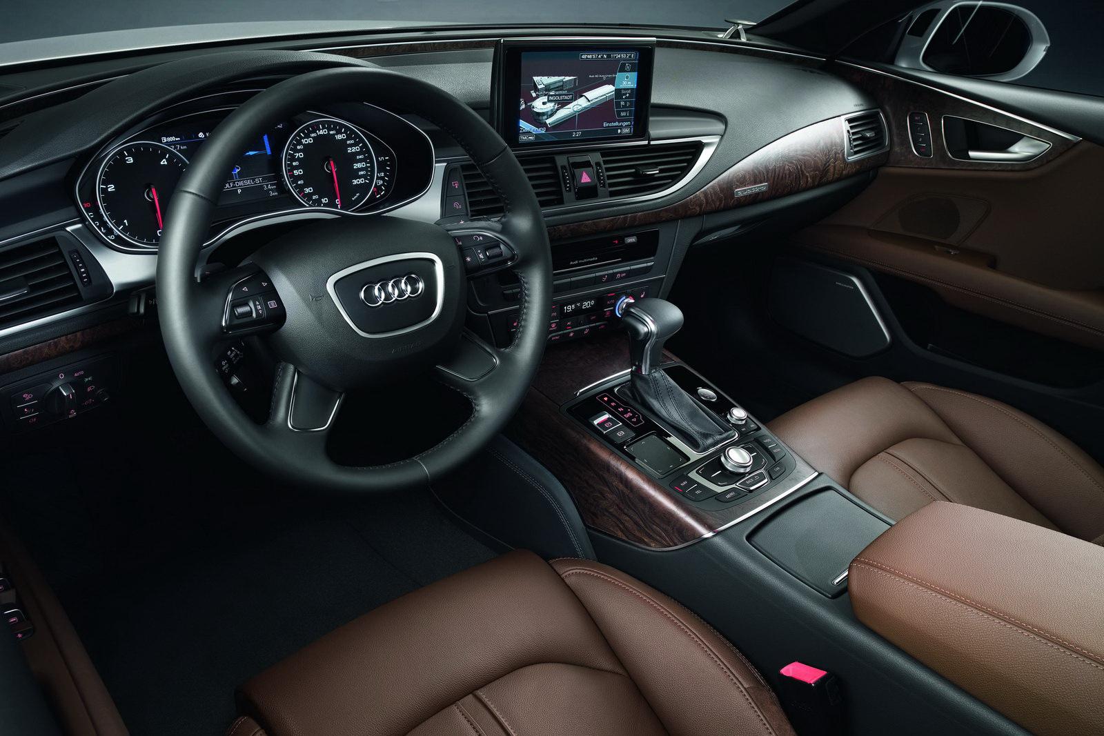 2010 Paris Auto Show: 2011 Audi A7 Sportback [Live Photos ...