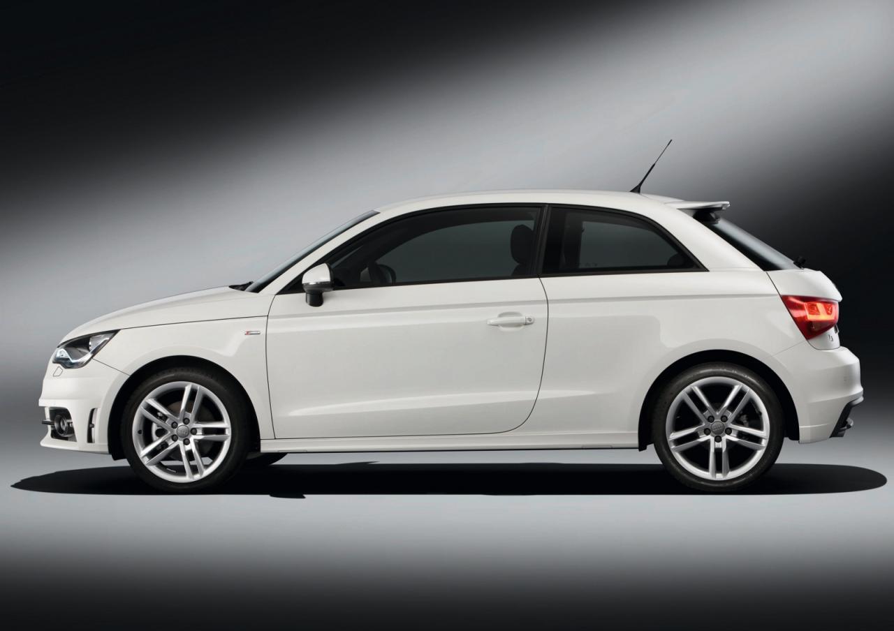 2010 Paris Auto Show Audi A1 1 4 Tfsi S Line Autoevolution
