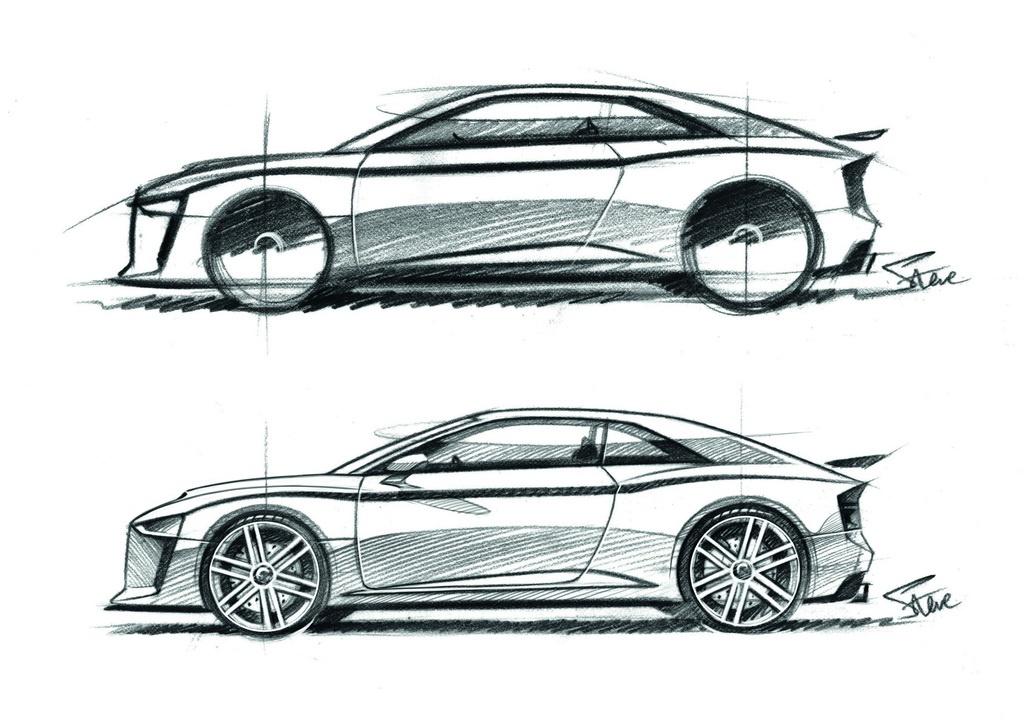 2010 Paris Auto Show Audi Quattro Concept Live Video Autoevolution
