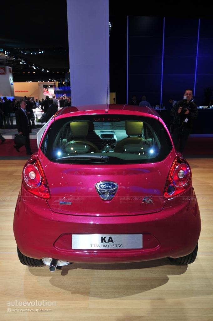 Ford Ka ECOnetic