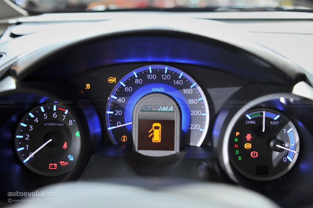 2010 Paris Auto Show Honda Jazz Hybrid Live Photos