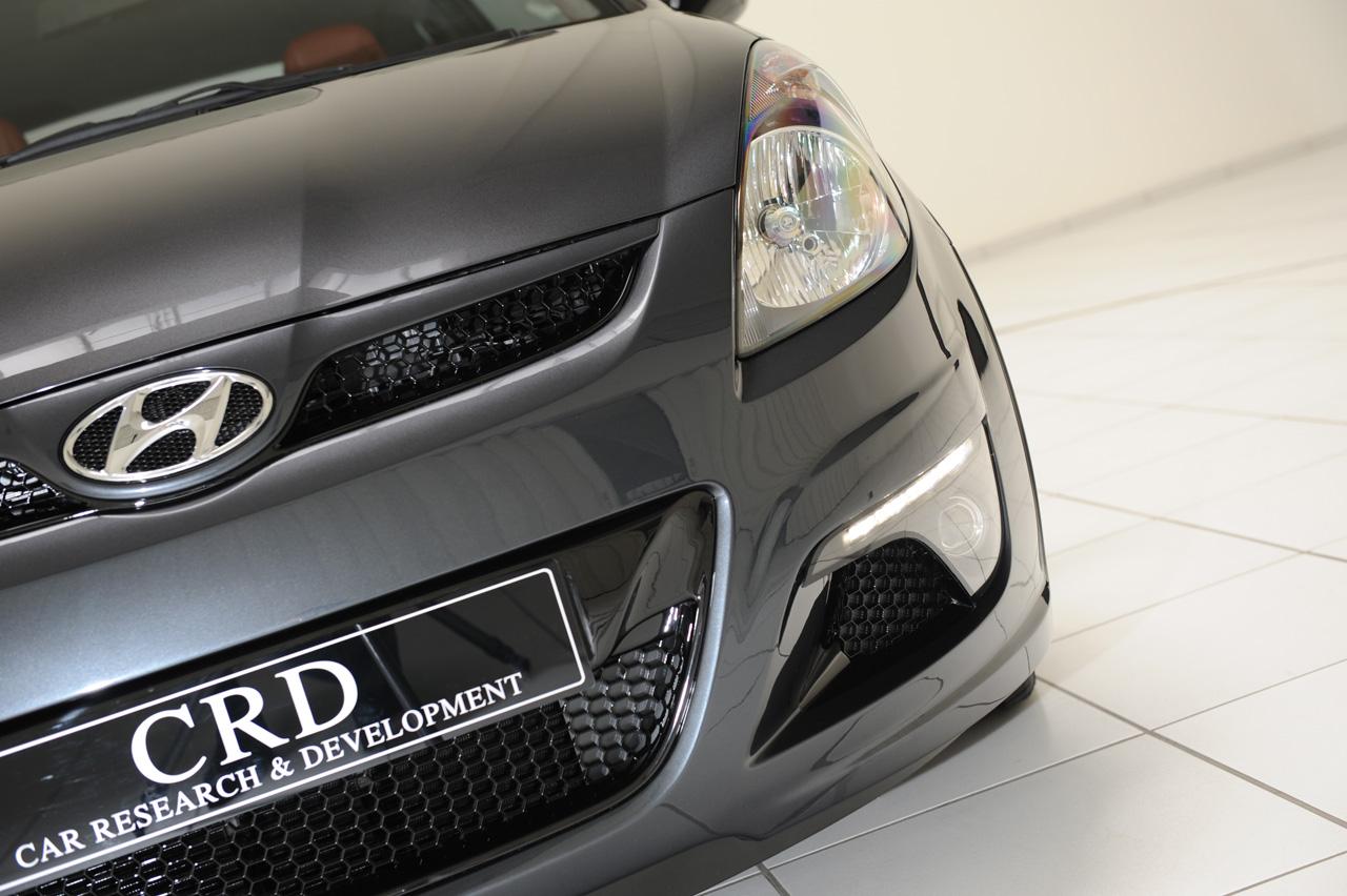 2010 Paris Auto Show: Hyundai i20 Sport Edition by Brabus