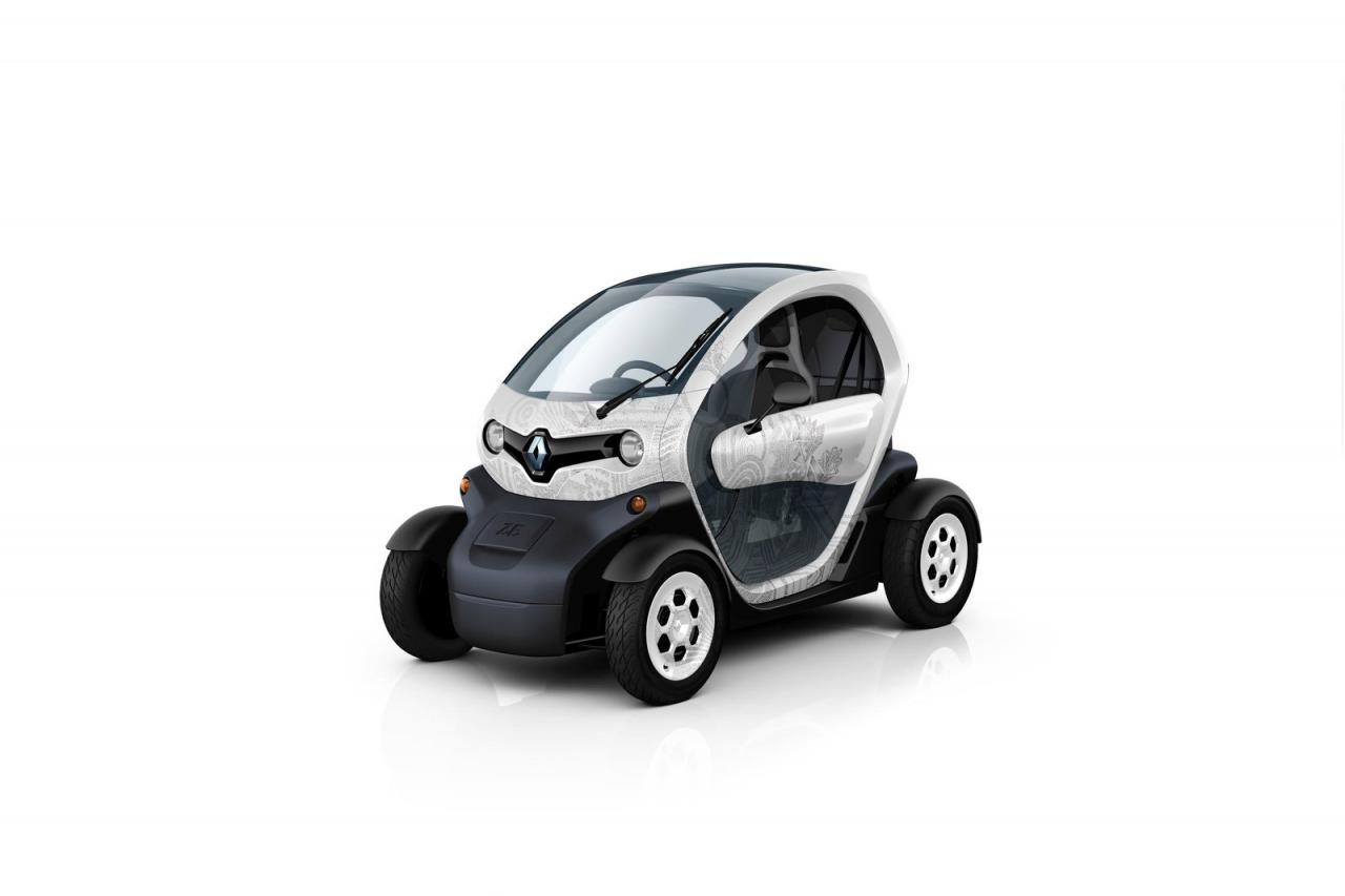 2010 paris auto show production renault twizy autoevolution. Black Bedroom Furniture Sets. Home Design Ideas
