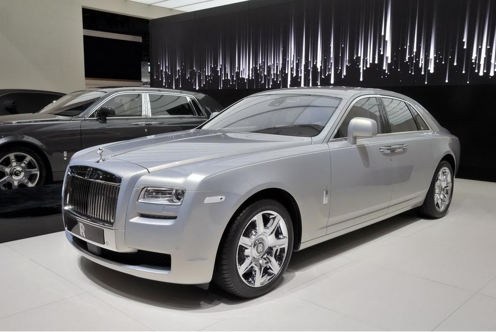 2010 paris auto show rolls royce bespoke models