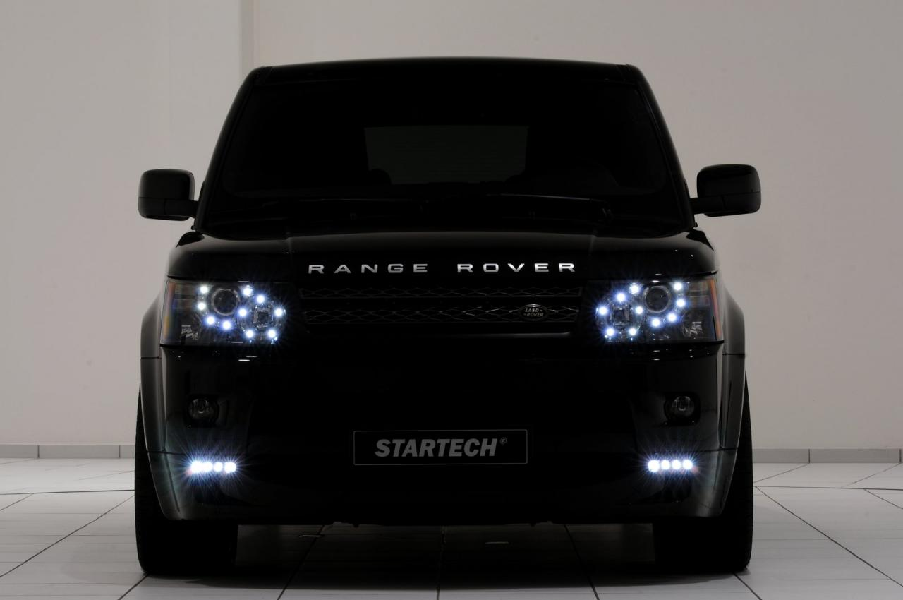 2010 Range Rover Sport Gets Startech Treatment - autoevolution