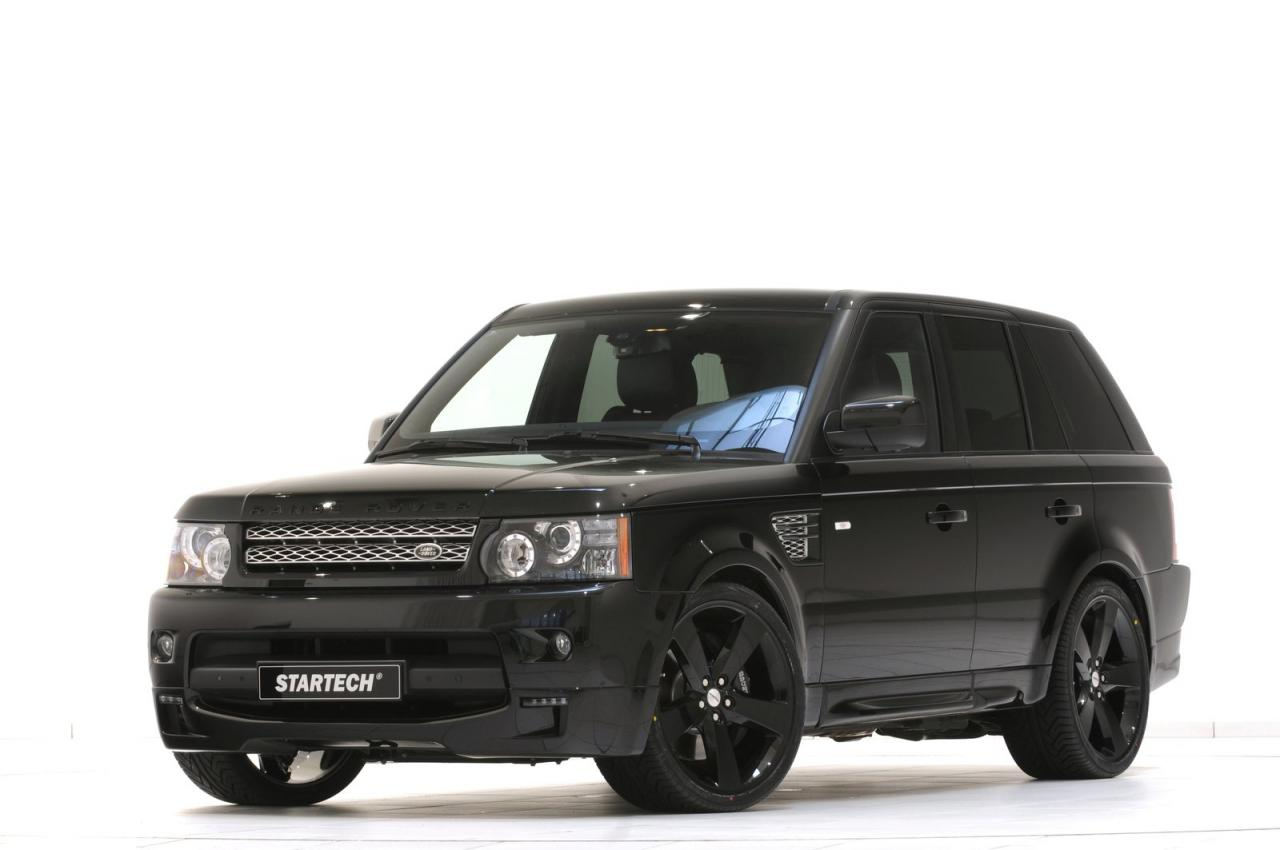 2010 range rover sport gets startech treatment autoevolution. Black Bedroom Furniture Sets. Home Design Ideas