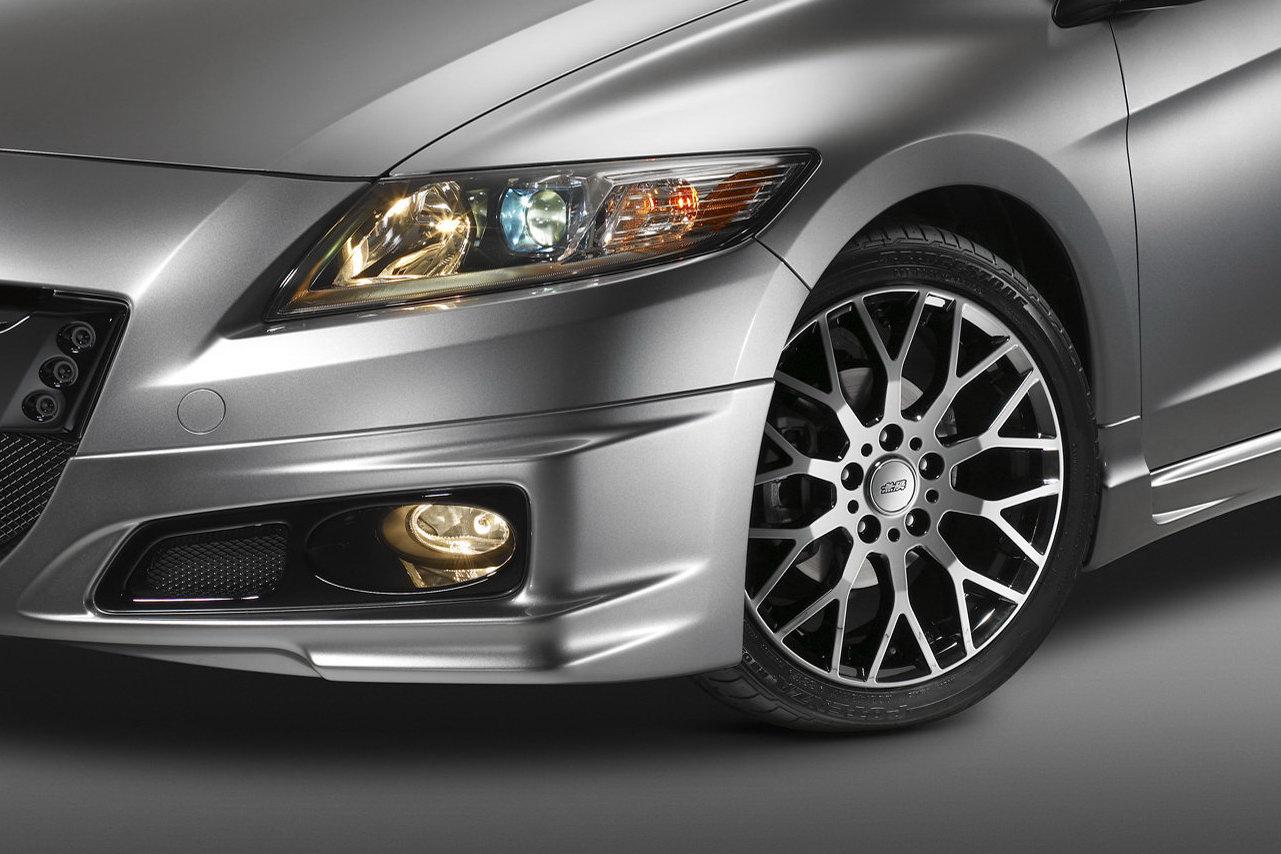 2010 Sema Honda Cr Z Mugen Autoevolution
