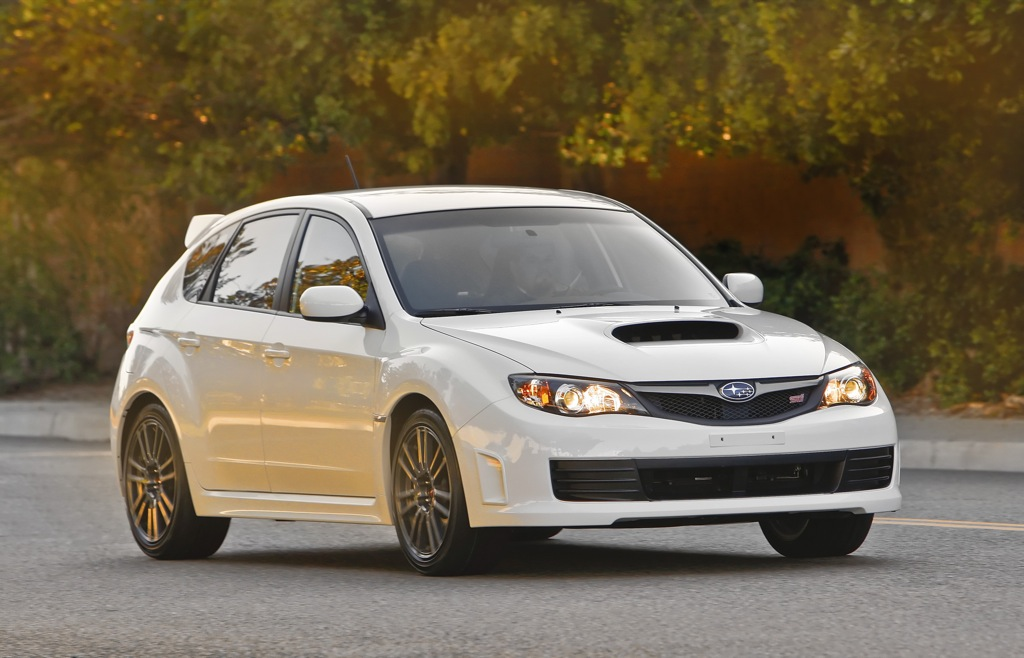 2010 subaru impreza wrx sti special edition unleashed. Black Bedroom Furniture Sets. Home Design Ideas