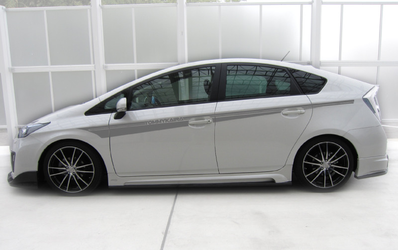 2010 Toyota Prius Tuned By Tommy Kaira Autoevolution