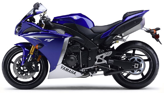 2010 yamaha yzf r1 gets new looks no extra power autoevolution. Black Bedroom Furniture Sets. Home Design Ideas