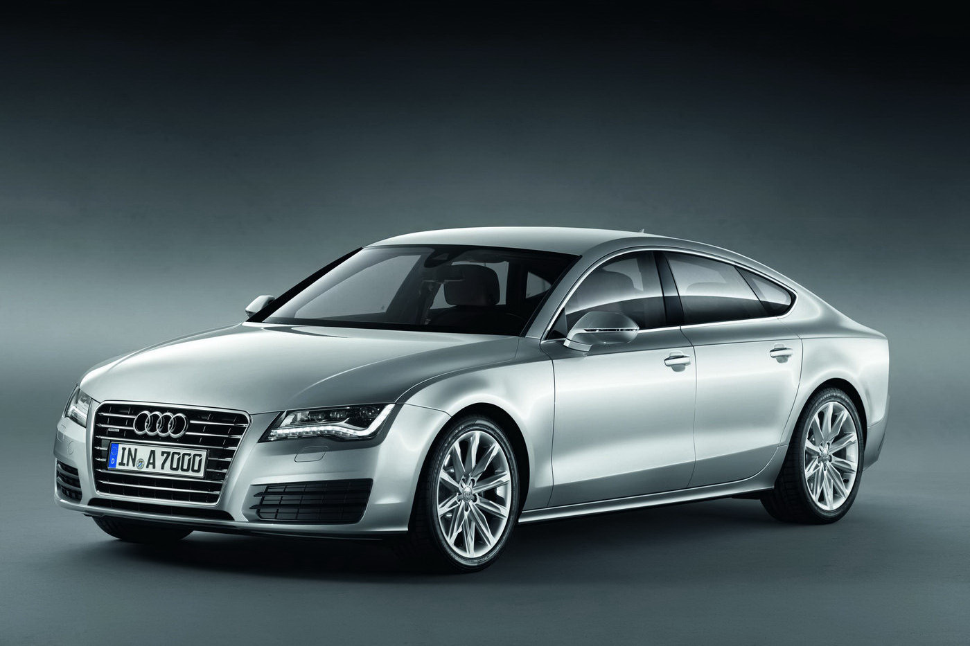 2011 audi a7 sportback official details and photos. Black Bedroom Furniture Sets. Home Design Ideas