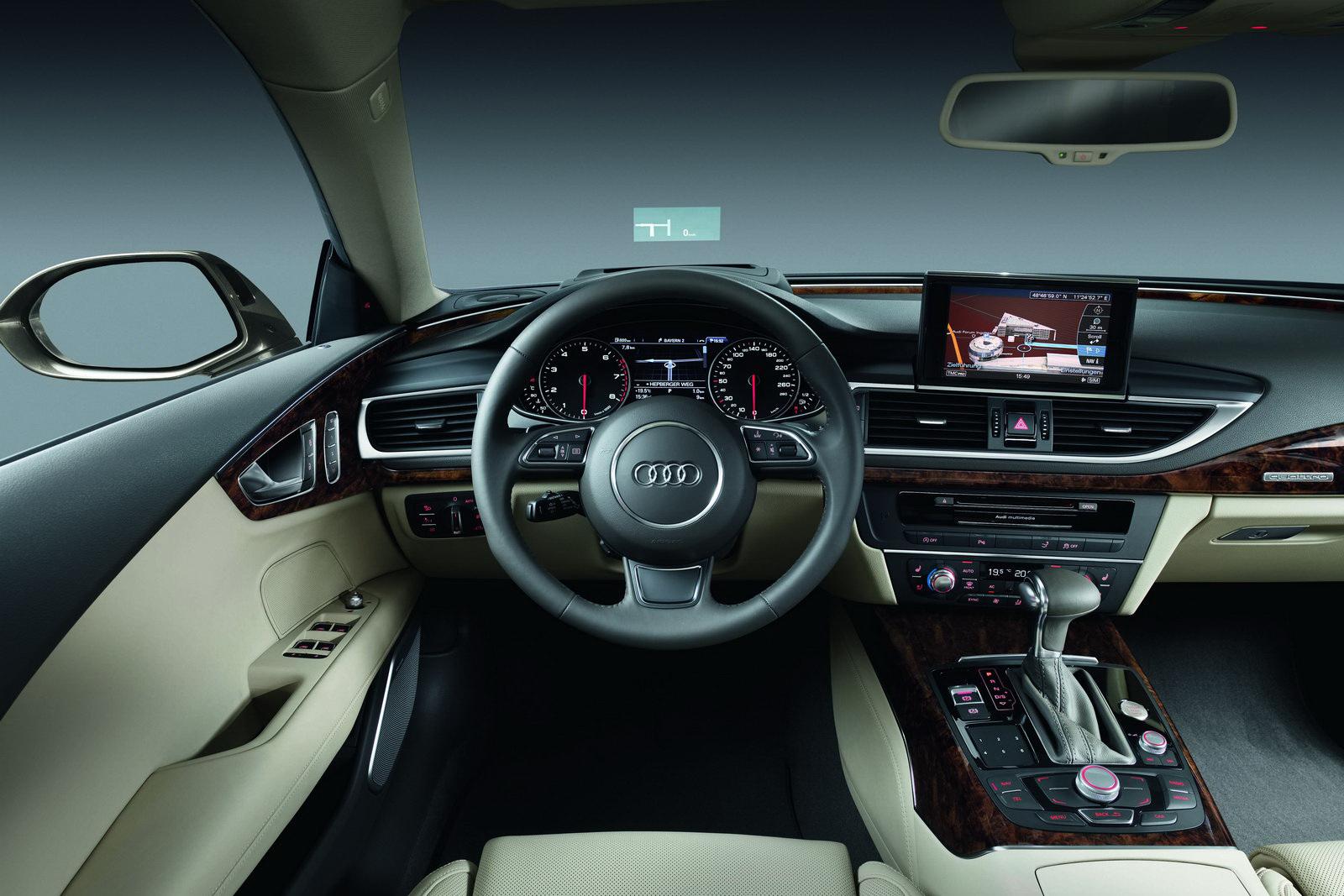 2011 Audi A7 Sportback Official Details and Photos ...