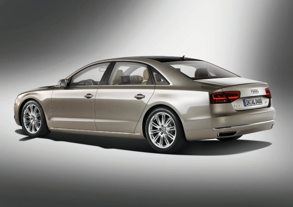 2011 audi a8 l pricing new engines announced autoevolution. Black Bedroom Furniture Sets. Home Design Ideas
