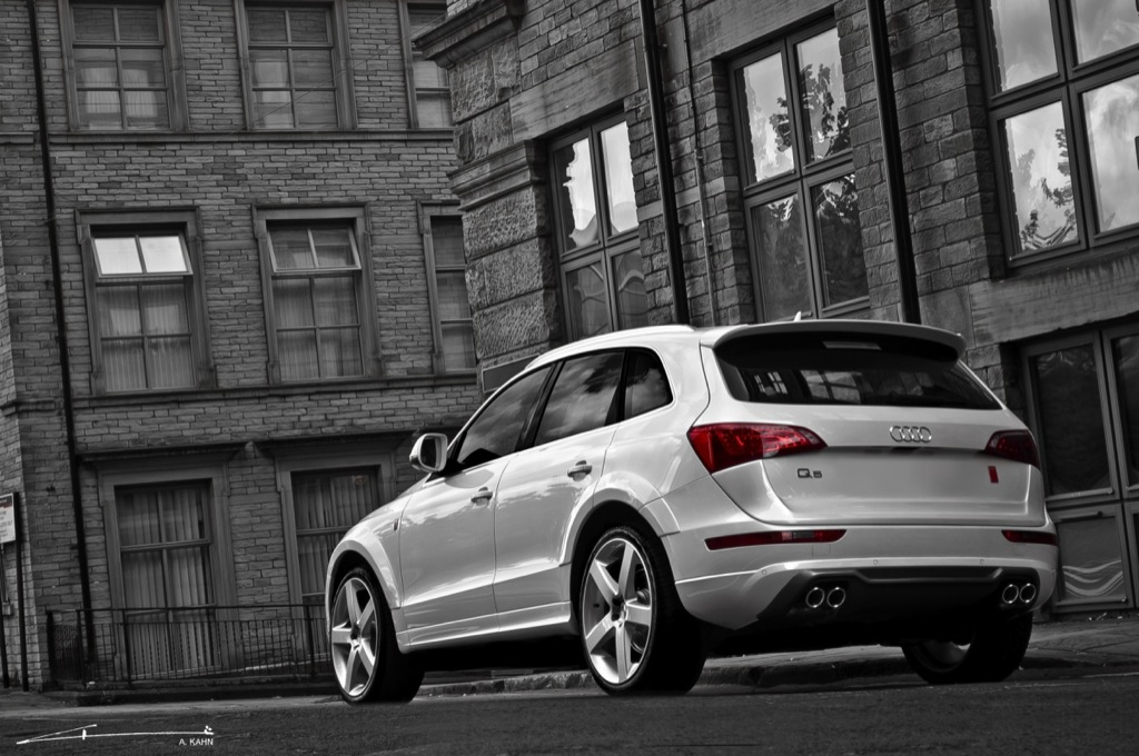 2011 audi q5 s line by project kahn autoevolution. Black Bedroom Furniture Sets. Home Design Ideas