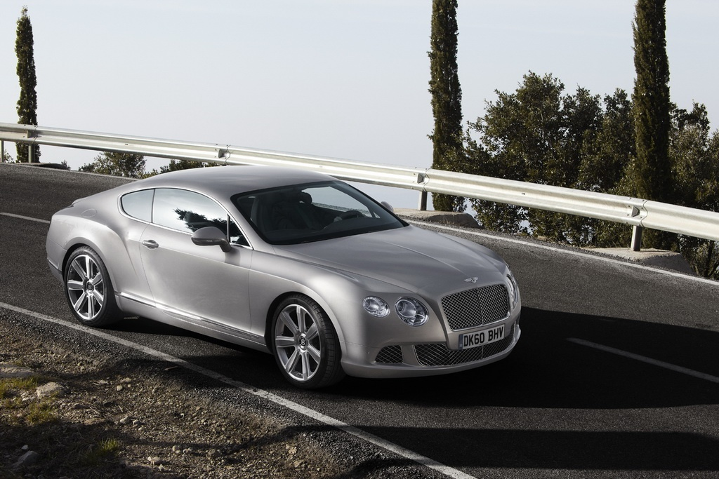2011 Bentley Continental Gt Breaks Cover Autoevolution
