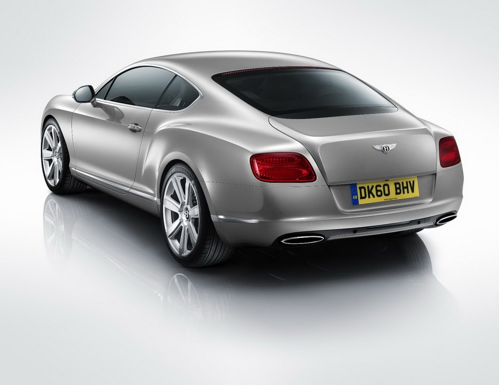 2011 Bentley Continental Gt Breaks Cover Autoevolution Audio Wiring Facelift