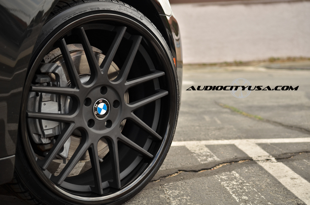 2011 Bmw F01 7 Series On Gianelle Wheels Rides Low