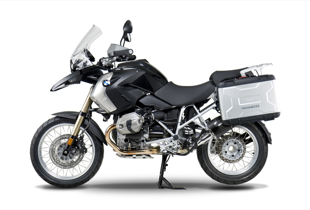 2011 bmw r 1200 gs gets yoshimura rs 3 exhausts autoevolution. Black Bedroom Furniture Sets. Home Design Ideas
