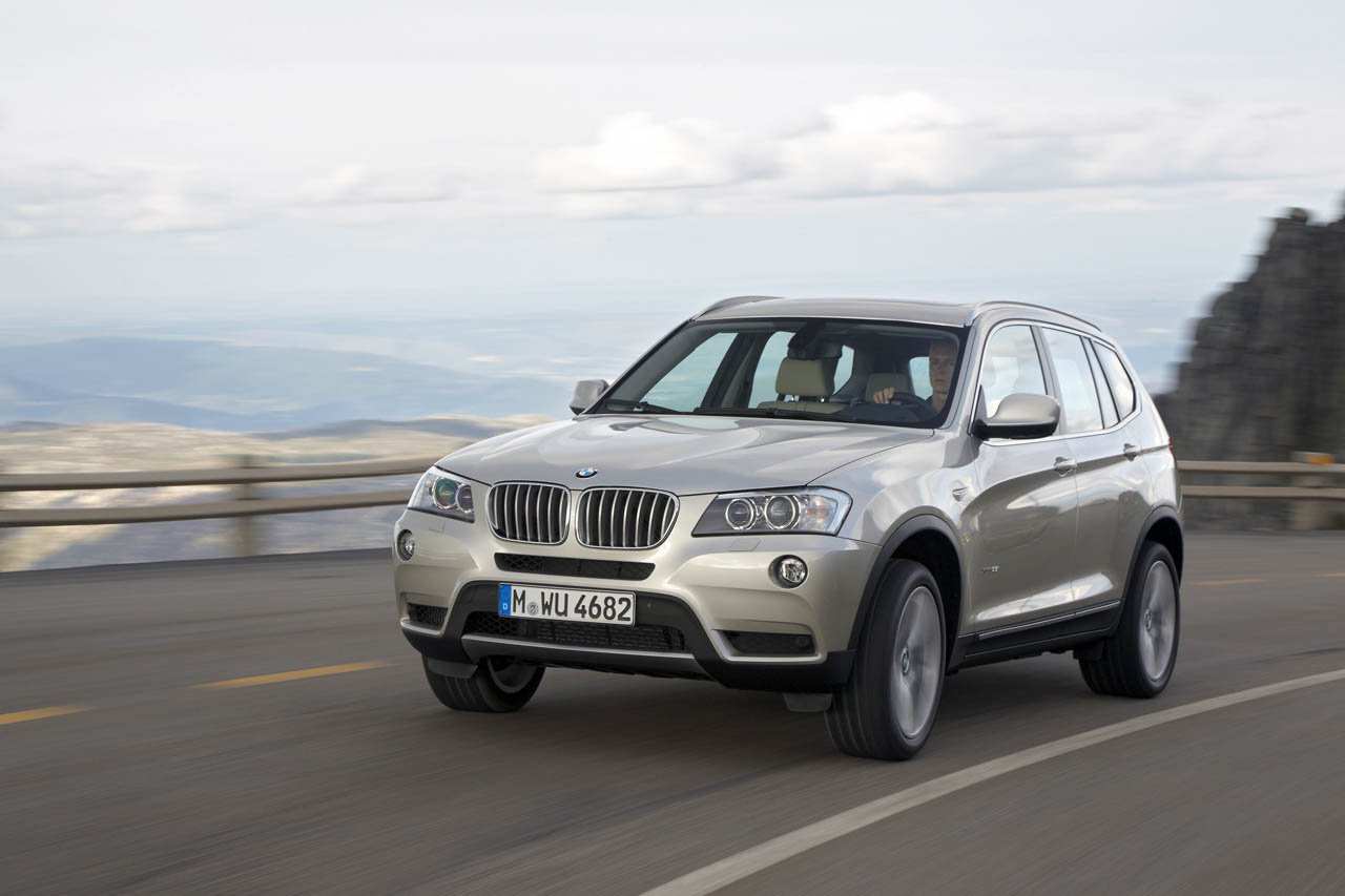 2011 bmw x3 official info and pictures autoevolution. Black Bedroom Furniture Sets. Home Design Ideas